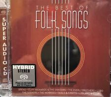 THE BEST OF FOLK SONGS  - VARIOUS ARTISTS (SACD) MADE IN EU
