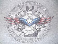 Harley Davidson Revolution Barnett Worlds Largest El Paso Texas T-Shirt Mens M