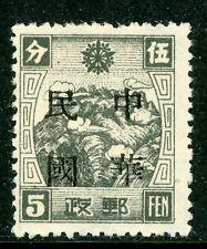 China 1946 Manchukuo Local Overprint Mint J81 ⭐⭐⭐⭐⭐