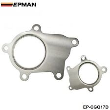 SALE B- T04E T3/T4 turbo discharge METAL Gasket A/R.63 DUMP PIPE FLANGE EXHAUST