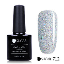 7.5ml UR Sugar UV Gel Nail Polish Soak Off Glitter Color Gel Varnish Manicure