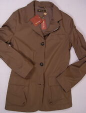 LORO PIANA JACKET BROWN CASHMERE ROADSTER STORMSYSTEM WINDMATE COAT 14 50 NEW