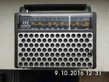 ITT Sammler Transistorradios