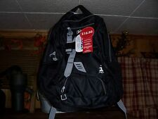 I PACK COLLEGE HIGH SCHOOL BACK PACK LAPTOP POCKET 4 BOOK CAPACITY STUDENT NEW