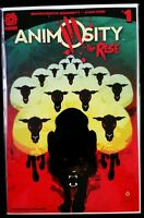 ANIMOSITY the Rise #1 (2017 AfterShock Comics) NM Comic Book