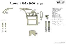 OLDSMOBILE AURORA 95 96 97 98 99 2000 DASH TRIM