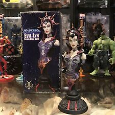 NECA Masters Of The Universe Evil-lyn Bust MOTU Statue 2355/2500