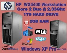 Computer desktop HP RAM 2GB