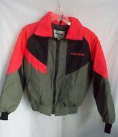 Women's Vintage Polaris Snowmobile Jacket/ Size Large