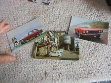 Anciennes FIAT 128, Dino Coupée et 600