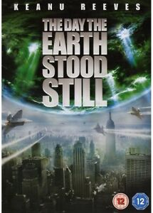 The Day the Earth Stood Still (DVD, 2008)