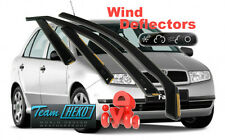 Skoda Fabia  2000 - 2007  SALOON / HB Wind deflectors  5.doors 4.pc  HEKO  28312