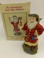 Vintage The International Santa Claus Collection Father Christmas England
