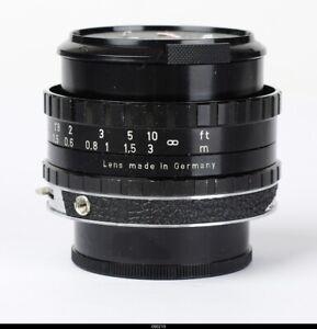 Lens  Schneider  Curtagon 4/28mm    for  Pentax M42 Mint #11727830