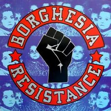 Borghesia - Resistance - Play It Again Sam NEW Cassette