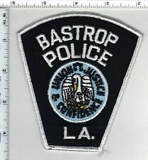 Bastrop Police (Louisiana)  Shoulder Patch - new from the 1990's