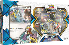 Pokemon TCG Legends of Johto GX Collection Game