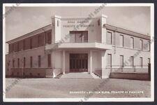 TORINO BRANDIZZO 01 SCUOLE ELEMENTARI Cartolina viaggiata 1949 REAL PHOTO