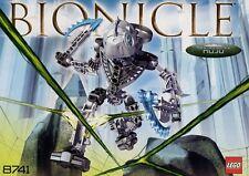 LEGO 8741 - Bionicle Toa Hordika - Nuju - NO BOX