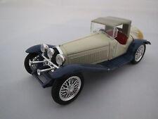 RAR: brumm Alfa Romeo 2300, grau/blau, 1:43, TOP !