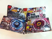Beyblade Takara / Hasbro Phantom Orion B:D Vs. Kreis Cygnus 145WD USA  2pks 4D