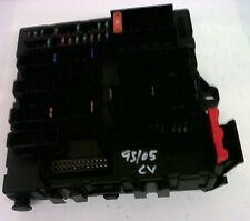 Unidad de distribución eléctrica Saab 9-3 93 Caja de Fusible 2005 12805846 4D Cv