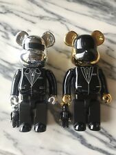 DAFT PUNK BE@RBRICK SET 2014 Random Access Memories 400% and 100% Medicom Kaws