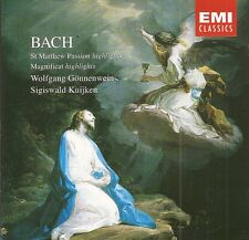 Bach - Highlights of Magnificat & St Matthew Passion