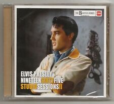 "ELVIS PRESLEY CD ""NINETEEN SIXTY FIVE STUDIO SESSIONS II"" 2016 ELVISONE HAREM +"