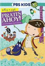 Peg + Cat: Road Trip Ready - Pirates Ahoy (DVD, 2014)