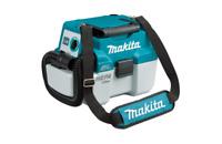 Makita 18V Li-Ion Cordless Brushless Wet Dry Vacuum - Skin Only