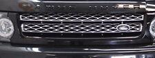 Range Rover Sport 2010-2013 OEM Supercharged Front Grille Black & Atlas L320 NEW