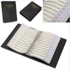 8500Pcs 0402 1% SMD SMT Chip Resistor 170 Values Sample Book Assortment Kit