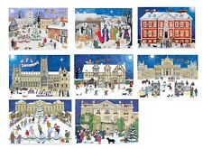 Alison Gardiner Advent Traditional Calendars and Cards and Card sets