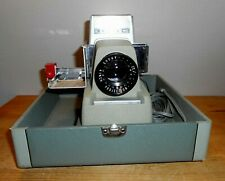 Vintage Argus 500 Automatic Slide Projector Model V Great Condition