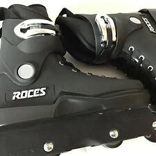 Roces M12 Skates Size 7.0 (40) Black -