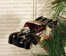 MASTERS OF THE UNIVERSE RAMMAN '41 WILLYS COUPE 1941 BLACK CHRISTMAS ORNAMENT