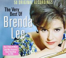 BRENDA LEE - VERY BEST OF 2 CD NEUF