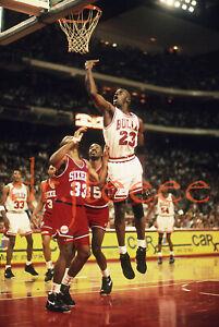 Michael Jordan CHICAGO BULLS - 35mm Basketball Slide (MP1)