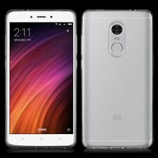 Shockproof TPU Silicone GEL Clear Soft Case Cover Skin for XIAOMI REDMI Note 4x