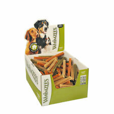 Whimzees Natural Dental Sticks Chew Dog Treats Stix, Medium Box Of 100