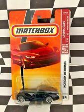 Matchbox MBX 2009 Sports Cars Morgan Aeromax 24/100 Dark Purple