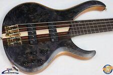 Ibanez BTB1605E Premium 5-String Bass w/ Gig Bag, Deep Twilight Flat, NM! #34918