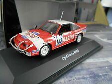 OPEL Manta B 400 Rallye Raid Paris Dakar 1984 #153 Colsoul Bastos Schuco 1:43
