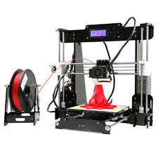 Self Assembly Auto Level Anet A8  Desktop 3D Printer Prusa i3 DIY Kit from Anet