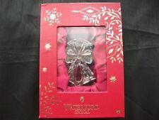 """Waterford Crystal """"Lismore Flauti"""" Albero di Natale ornamento-NUOVI E CONFEZIONATI"""
