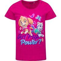 Paw Patrol T-Shirt für Mädchen Kinder Girl T_Shirt