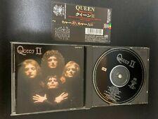 Queen II CD Japan CD TOCP 8272 + OBI