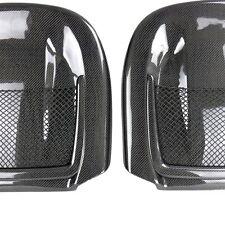 Carbon rücklehnen-cubierta escaños adecuado para audi a1 s1 8x S-line (10+)