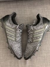 022846524cb0 Adidas Ultra Boost Cleats Black untouchable CG4815 Football UltraBoost sz  14 NEW
